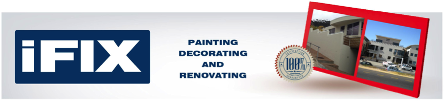 IFIX PAINTING, RE-DECORATING & RENOVATING